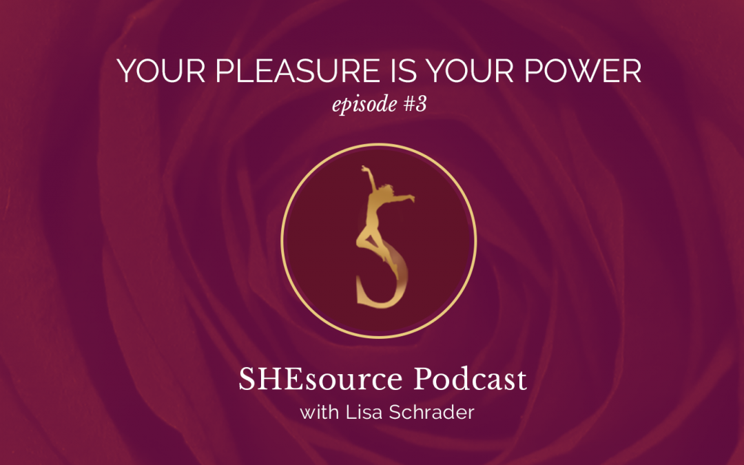 SheSource EP. 3: Your Pleasure is your Power