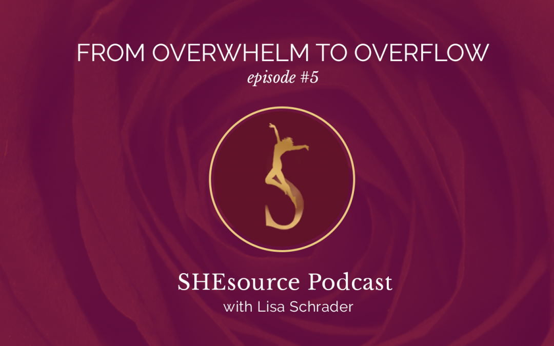 SheSource EP. 5 From Overwhelm to Overflow